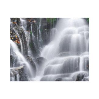滝 キャンバスプリント