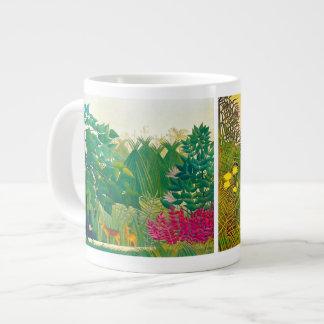 滝-ジャンボマグ ジャンボコーヒーマグカップ