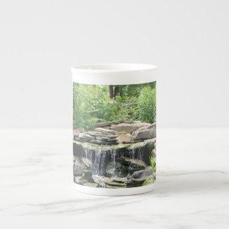 滝 ボーンチャイナカップ
