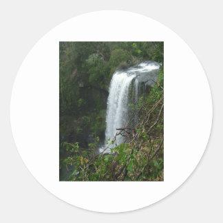 滝 ラウンドシール