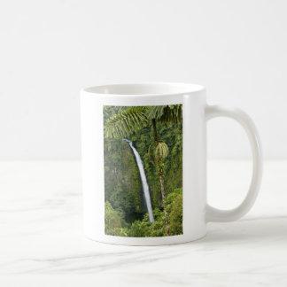 滝、Pura Vida コーヒーマグカップ