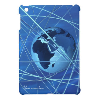 滞在によって接続される惑星の地球 iPad MINI カバー