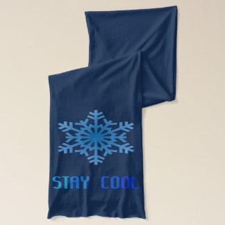 滞在のカッコいい スカーフ