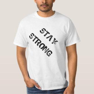 滞在の強いTシャツ Tシャツ