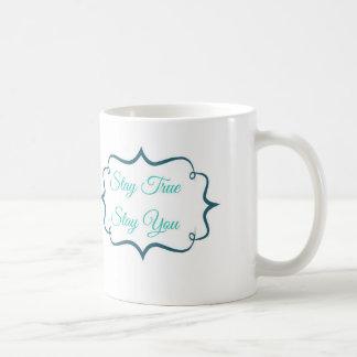 滞在の本当の滞在コーヒー・マグ コーヒーマグカップ