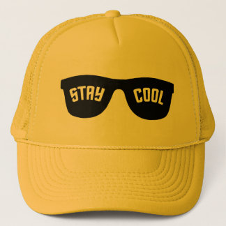 滞在の涼しい帽子-色を選んで下さい キャップ