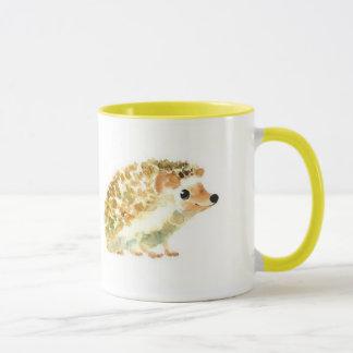 滞在の鋭いハリネズミのマグ マグカップ