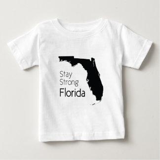 滞在強いフロリダ ベビーTシャツ