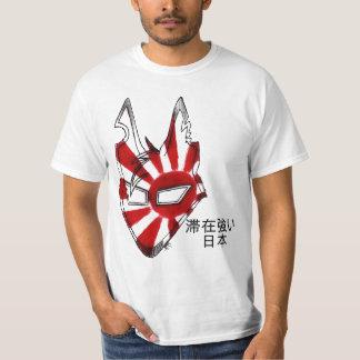 滞在強い日本 Tシャツ