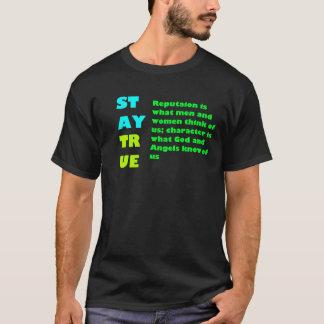 滞在本当のトマス・ペイン Tシャツ