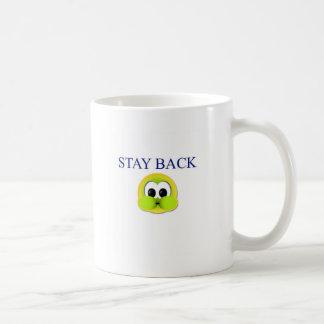 滞在 コーヒーマグカップ