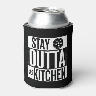 """""""滞在Outta台所"""" Pickleballのクーラーボックス 缶クーラー"""