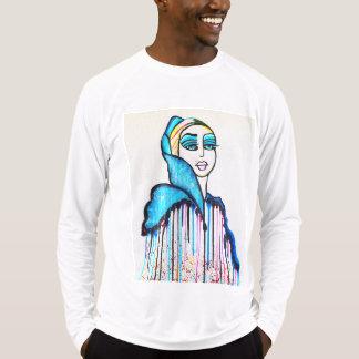 滴りおよびしぶき Tシャツ