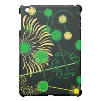 滴りの絵画 iPad MINI CASE
