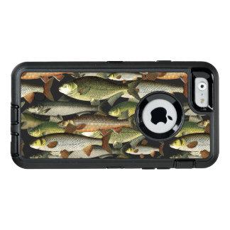漁師のファンタジーの屋外のスポーツマン オッターボックスディフェンダーiPhoneケース