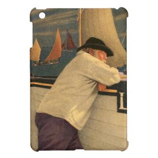 漁師のヨセフSouthallのヨットの航海のな海 iPad Miniケース