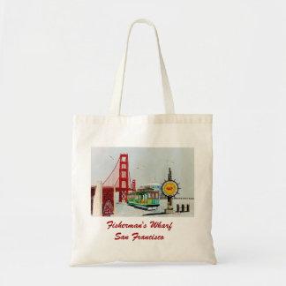 漁師の波止場 トートバッグ