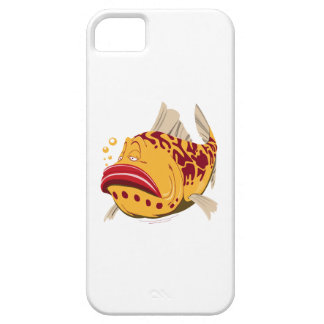 漁師 iPhone SE/5/5s ケース