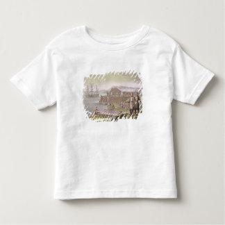 漁業、「Le Costuからのニューファウンドランド、 トドラーTシャツ