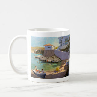 漁網サモス2005年 コーヒーマグカップ