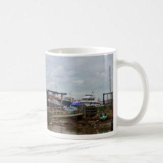 漁船のCrofter コーヒーマグカップ