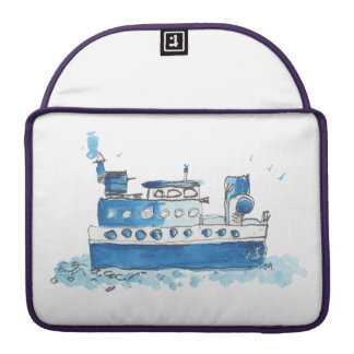 漁船のMacBookの場合 MacBook Proスリーブ