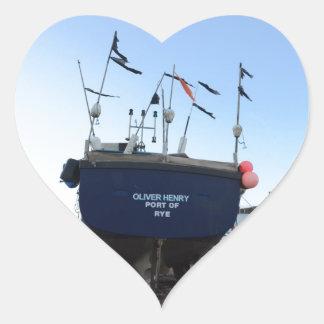 漁船オリバーヘンリー ハートシール