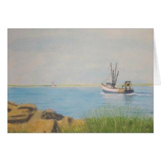 漁船-ガリラヤRI カード