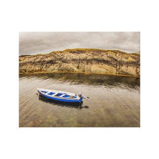 漁船 キャンバスプリント