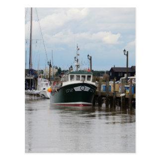 漁船Avrilは上がりました ポストカード