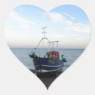 漁船RX256の女の子Kayla ハートシール