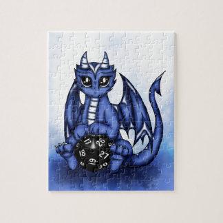 演劇のドラゴン ジグソーパズル