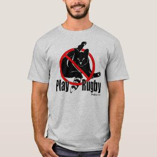 演劇のラグビー Tシャツ