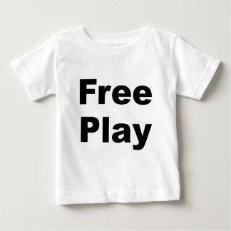 演劇のワイシャツを放して下さい ベビーTシャツ