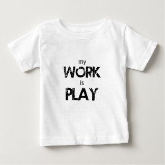演劇のワイシャツ ベビーTシャツ