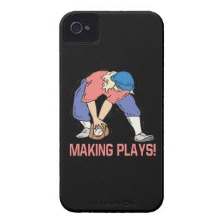 演劇の作成 Case-Mate iPhone 4 ケース