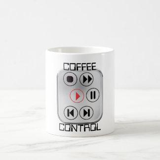演劇の制御設計 コーヒーマグカップ