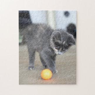 演劇の子ネコ ジグソーパズル