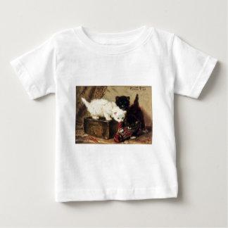 演劇の子猫 ベビーTシャツ