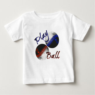演劇の球 ベビーTシャツ