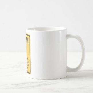 演劇-おもしろいなアンチ宗教のデザインの遅い心 コーヒーマグカップ