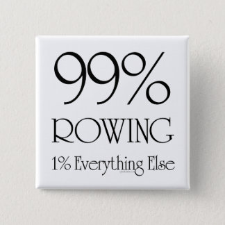漕ぐ99% 5.1CM 正方形バッジ