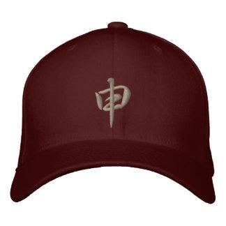 漢字の(占星術の)十二宮図の帽子猿 刺繍入りキャップ