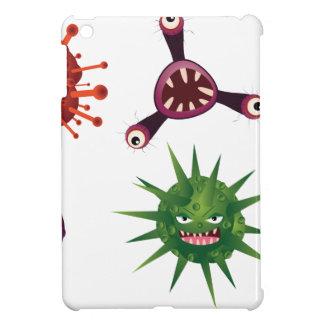 漫画のウイルス iPad MINI カバー