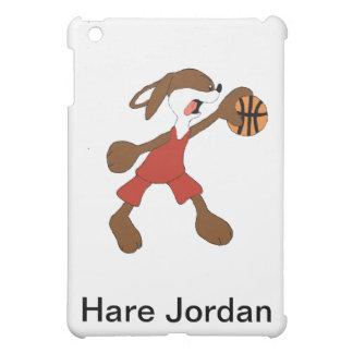 漫画のウサギのマイケル・ジョーダンファン iPad MINI CASE