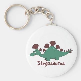 漫画のステゴサウルス キーホルダー