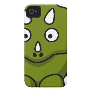 漫画のトリケラトプス Case-Mate iPhone 4 ケース