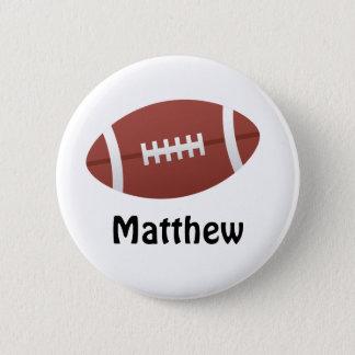 漫画のフットボールの名前入りな一流のカスタム 缶バッジ