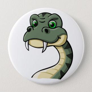 漫画のヘビ 缶バッジ
