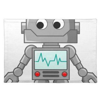 漫画のロボット ランチョンマット
